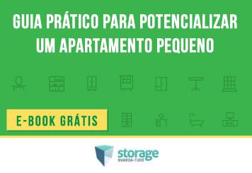Ebook Guia prático para potencializar um apartamento pequeno