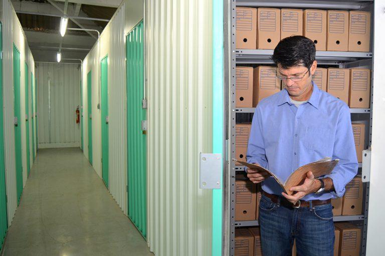 Espaço e Privacidade- Storage Guarda-Tudo - Guarda Móveis e Self Storage