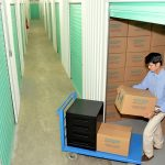 Boxes com 3 m de Altura - Storage Guarda-Tudo - Guarda Móveis e Self Storage
