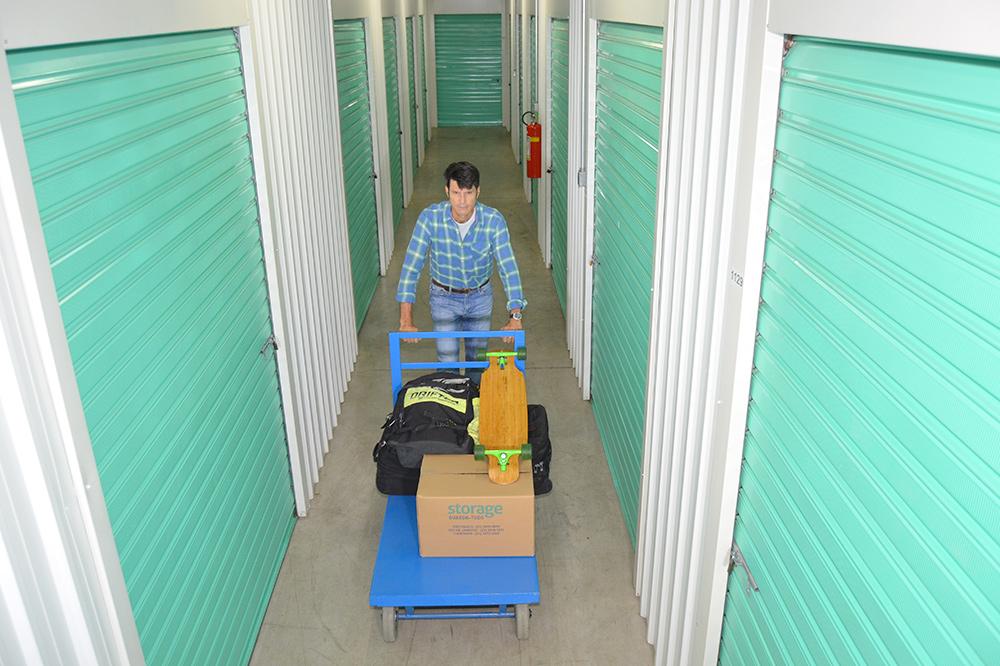 Carrinhos Auxiliares - Storage Guarda-Tudo - Guarda Móveis e Self Storage