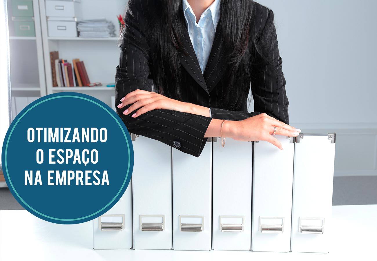 5 maneiras de otimizar o espaço físico da empresa