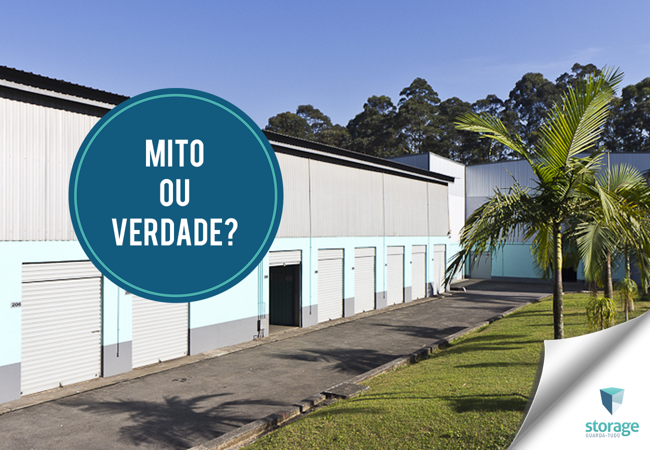 Banner Mitos e Verdades Self Storage