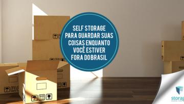 Expatriado: onde guardar seus pertences enquanto você estiver fora do Brasil?