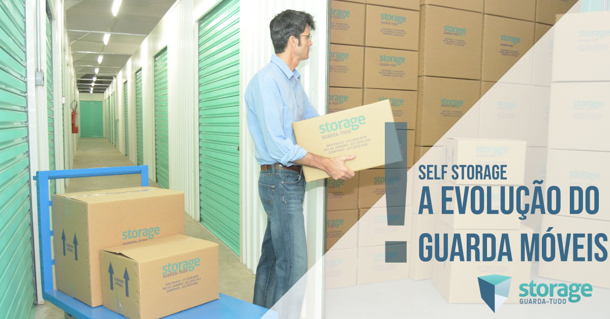 self storage e guarda moveis