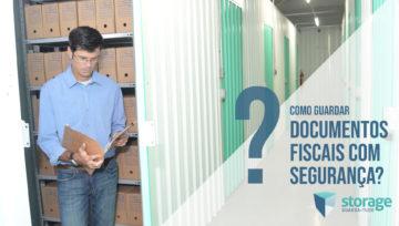 Como guardar documentos fiscais com segurança?