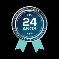 Selo 24 anos
