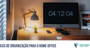 Dicas de organização para o Home Office