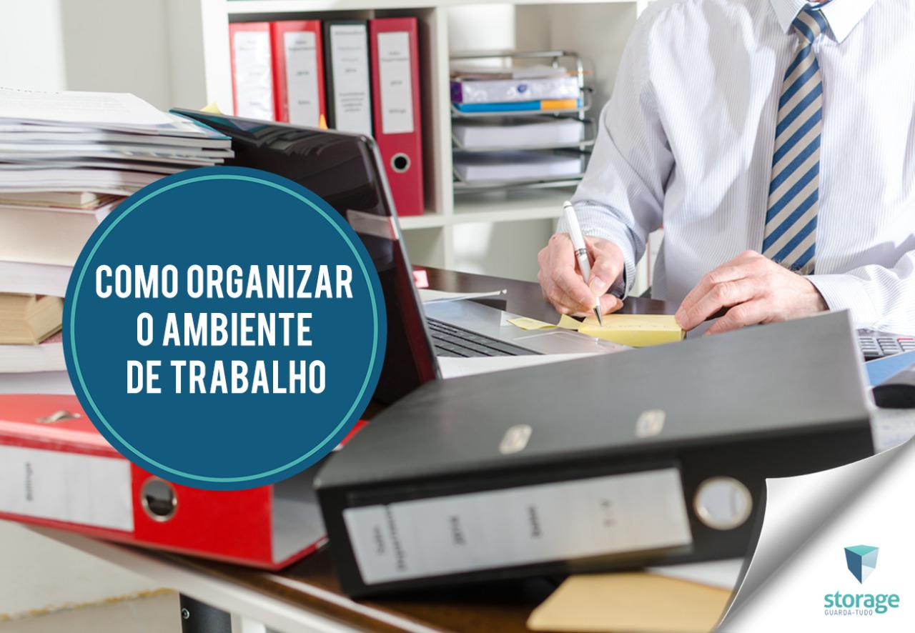 Até que ponto a desorganização no trabalho prejudica sua carreira