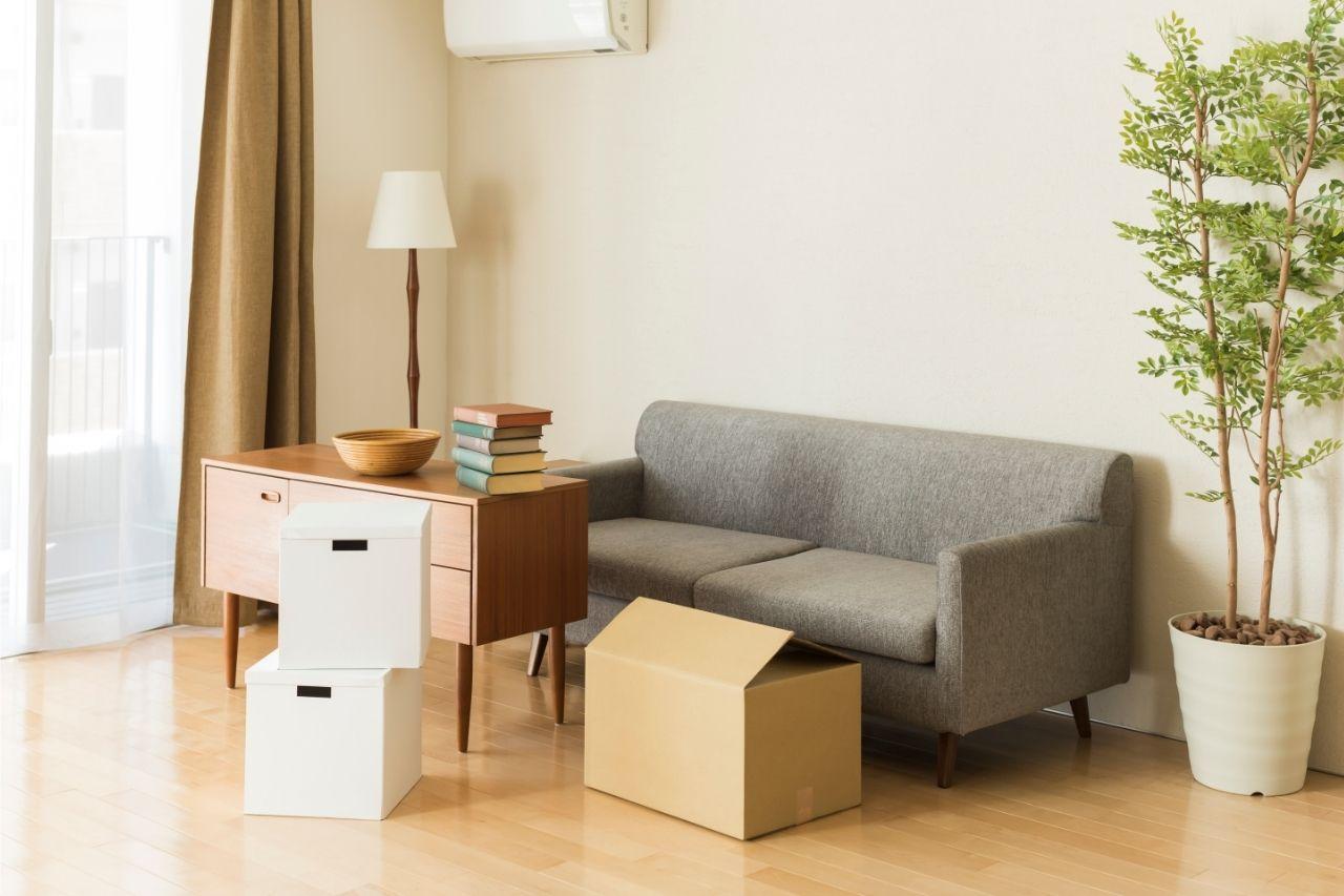 Guarda-móveis: veja as vantagens de escolher este espaço