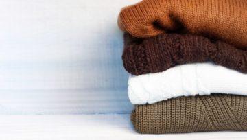 Saiba como guardar roupas de inverno para manter a qualidade por muito mais tempo